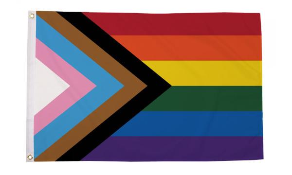 Progress-Pride Flag